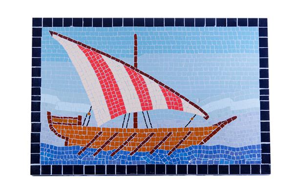 Mosaicos decorativos
